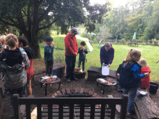 Charmouth Scouts