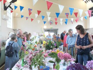 Charmouth Flower Show