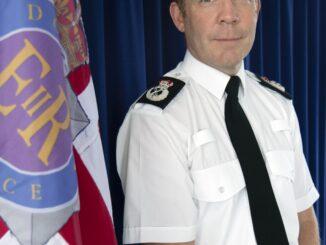 Dorset Police Chief Constable Scott Chilton