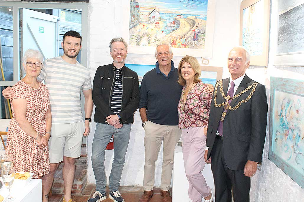 Jackie Williams exhibition