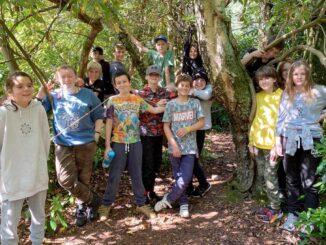 Woodroffe Carey Camp