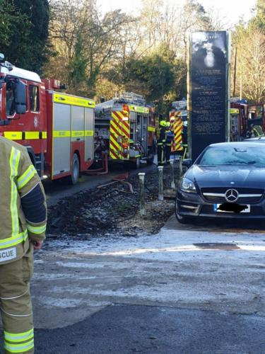 Image: Bridport Fire Station, Facebook