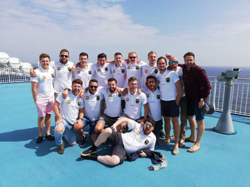 LRFC Trip to US Creully/Commes 2018