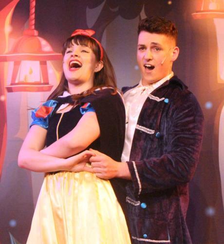 Lyme Regis Pantomime Society's 'Snow White' 2019