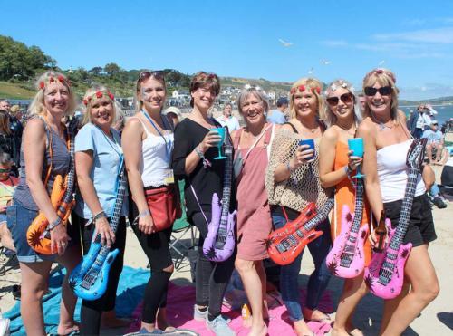Guitars On The Beach 2019
