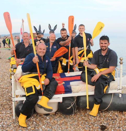Lyme Regis Lifeboat Week 2019