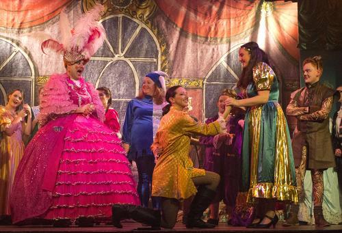 Lyme Regis Pantomime 2018 - Francesca Evans
