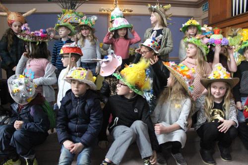 Easter Bonnet Parade 2018
