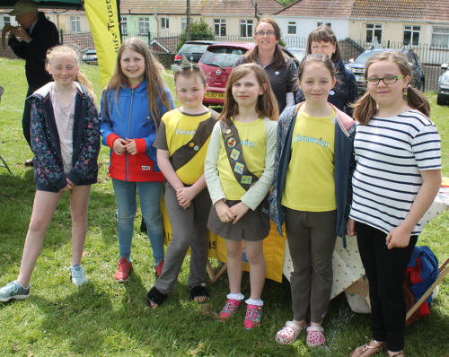Lyme Regis Brownies