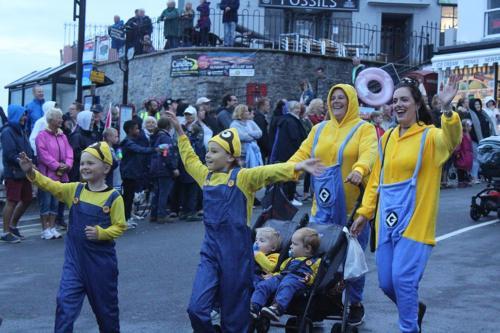 Lyme Regis Regatta & Carnival Week 2018