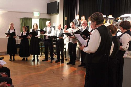 The Harbour Voices choir