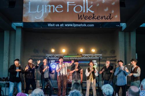 Lyme Folk Weekend 2018
